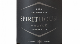 Argyle Spirithouse 2012 Chardonnay Label