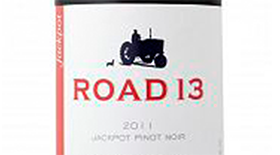 Road 13 Vineyards 2011 Pinot Noir Label