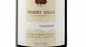 Desert Hills Estate Winery 2017 Viognier | White Wine