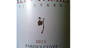 Karen's Cuvée | Red Wine