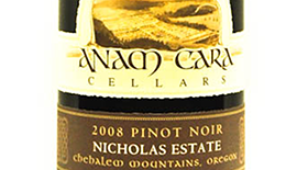 Nicholas Estate Label