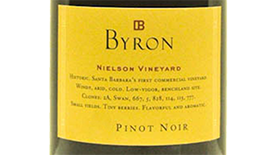 Byron Winery 2012 Pinot Noir | Red Wine