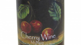 Chateau Fontaine Cherries   Red Wine