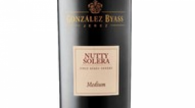 González Byass Nutty Solera Medium Sherry Label