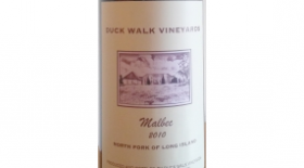 Duck Walk Vineyards 2010 Malbec | Red Wine