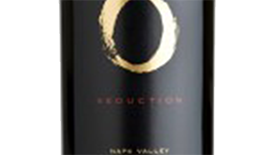Seduction Bordeaux Blend Label