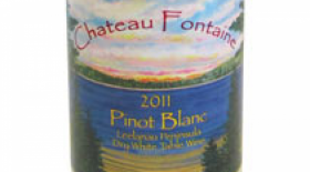 Chateau Fontaine Pinot Blanc | White Wine