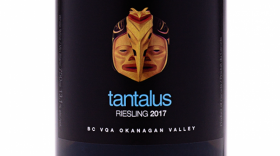 Tantalus Vineyards 2017 Riesling | White Wine