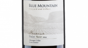 Blue Mountain Vineyard and Cellars 2014 Reserve Pinot Noir Magnum | Red Wine
