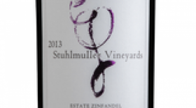 Stuhlmuller Vineyards Estate Zinfandel 2014 | Red Wine