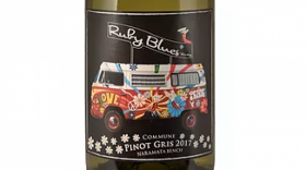 Ruby Blues 2017 Pinot Gris (Grigio) | White Wine