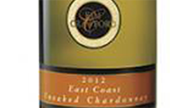 Kim Crawford 2013 Chardonnay Label