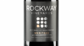 Rockway Vineyards 2011 Grand Reserve Meritage | Red Wine