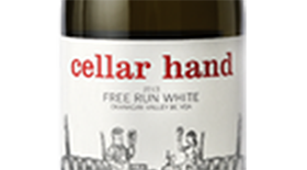 Cellar Hand Free Run White Label