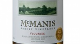 McManis Family Vineyards 2016 Viognier | White Wine