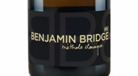 Benjamin Bridge Methode Classique Brut NV Label