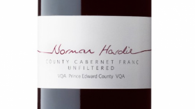 Norman Hardie County Cabernet Franc Unfiltered 2015