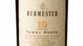 Burmester 10 Year Old Tawny Porto Label