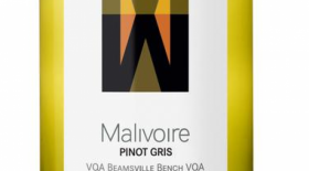 Malivoire Wine Co 2016 Pinot Gris (Grigio) | White Wine