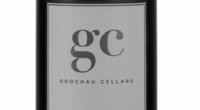 Grochau Cellars 2013 Zenith Vineyard Pinot Noir Label