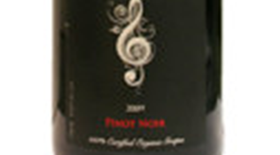 Beaumont Family Estate Winery 2009 Pinot Noir Label