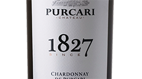 Purcari 2010 Chardonnay Label
