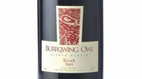Burrowing Owl Estate Winery 2009 Syrah (Shiraz) | Red Wine