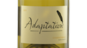 Adaptation Chardonnay Label