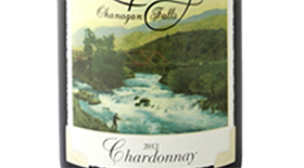 Liquidity 2012 Chardonnay Label
