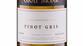 Gray Monk Estate Winery 2016 Pinot Gris (Grigio) Label