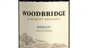 Woodbridge Merlot Label