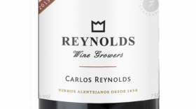 Reynolds Wine Growers Carlos Reynolds Red Label