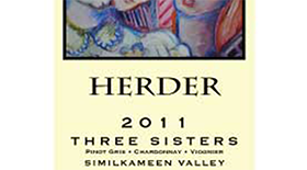 Three Sisters Label