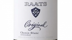 Raats Family Wines Original Chenin Blanc 2016 Label