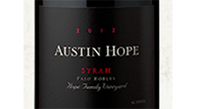 Austin Hope | Red Wine