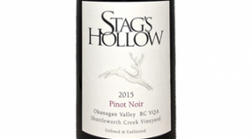 Stag's Hollow 2015 Pinot Noir | Red Wine