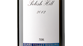 Grosset Polish Hill 2012 Dry Riesling Label