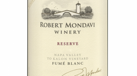 Mondavi 2012 Fume Blanc To Kalon Vineyard Reserve Label