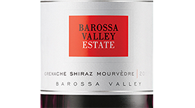 Barossa Valley Estate 2011 Grenache blend Label