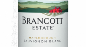 Brancott Estate 2015 Sauvignon Blanc Label