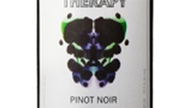 Therapy Vineyards 2011 Pinot Noir Label