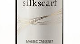 Silkscarf Winery 2009 Malbec blend Label
