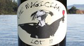 The Magician Label
