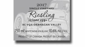 Little Straw Vineyards Estate 2017 Riesling | White Wine