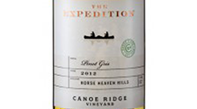 Expedition Pinot Gris Label