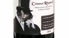 Castoro de Oro 2014 Crimson Rhapsody | Red Wine