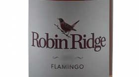 Robin Ridge Winery 2017 Flamingo Label
