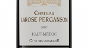 Chateau Larose Perganson 2007 | Red Wine