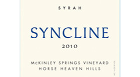 Syncline Wine Cellars 2012 Syrah (Shiraz) | Red Wine