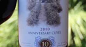 Anniversary Cuvee | Red Wine